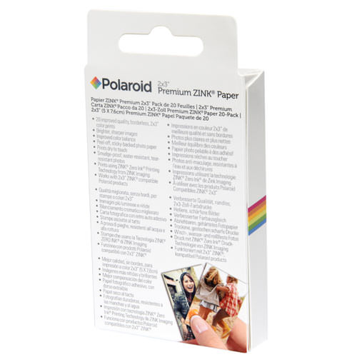 Polaroid ZINK Paper 50 Sheets