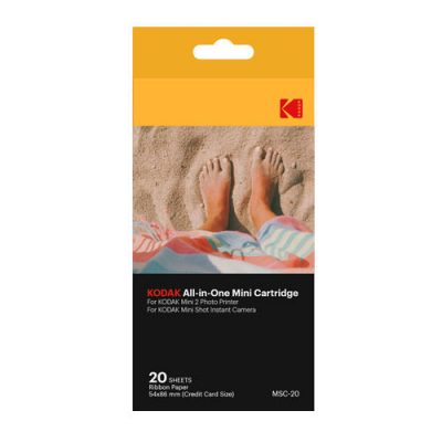 Kodak mini 2 printer paper 20 Pack