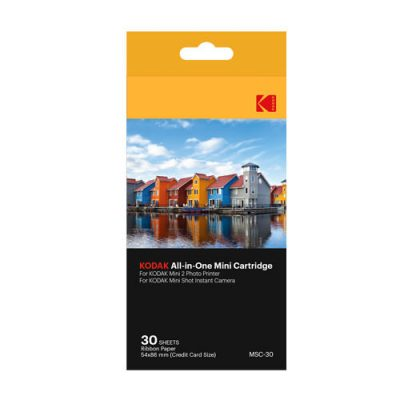Kodak mini 2 printer paper 30-sheets