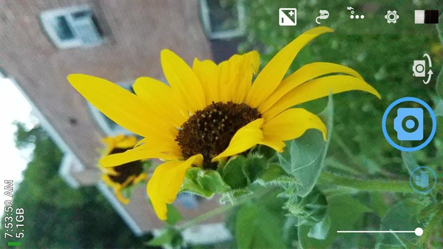 Open Camera App