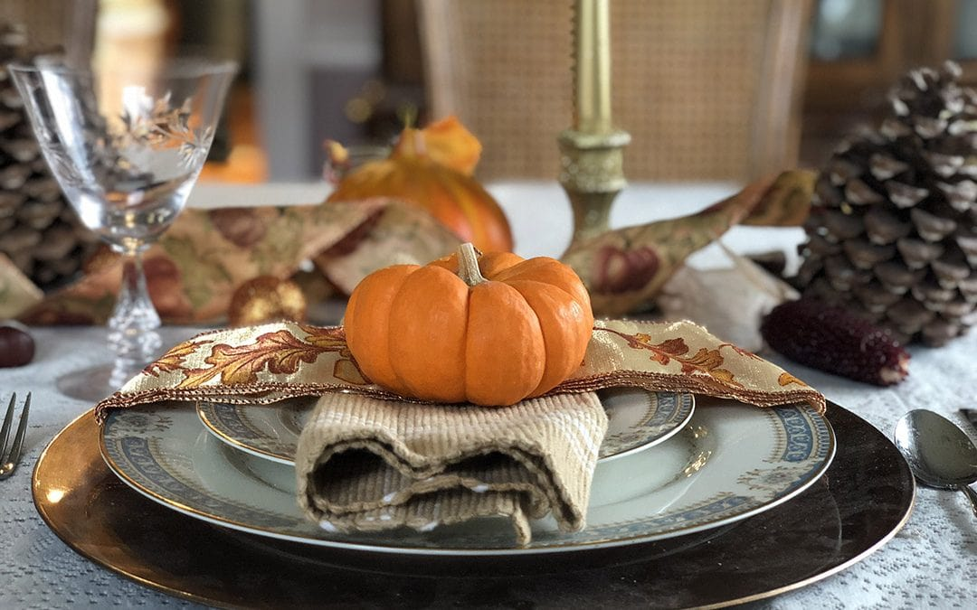 How To Take Stunning Thanksgiving Dinner Photos With your Phone