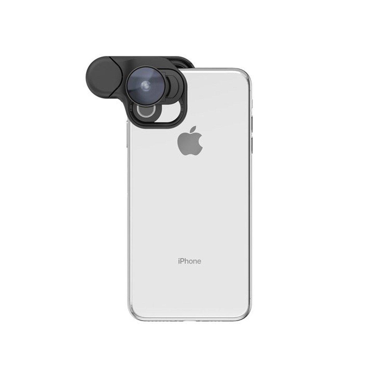 c6908a9d498fac iPhone XS Max Olloclip Fisheye, Super-Wide, and Macro Lens | PicxTrix