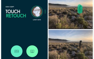 TouchRetouch App: How to Best Retouch Your Mobile Photos