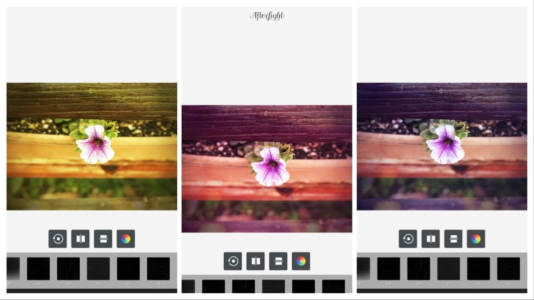 Afterlight Editing App