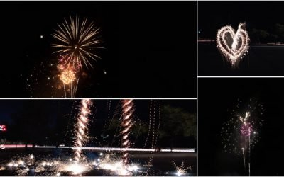 How to do Fireworks Photography on a Mobile Phone