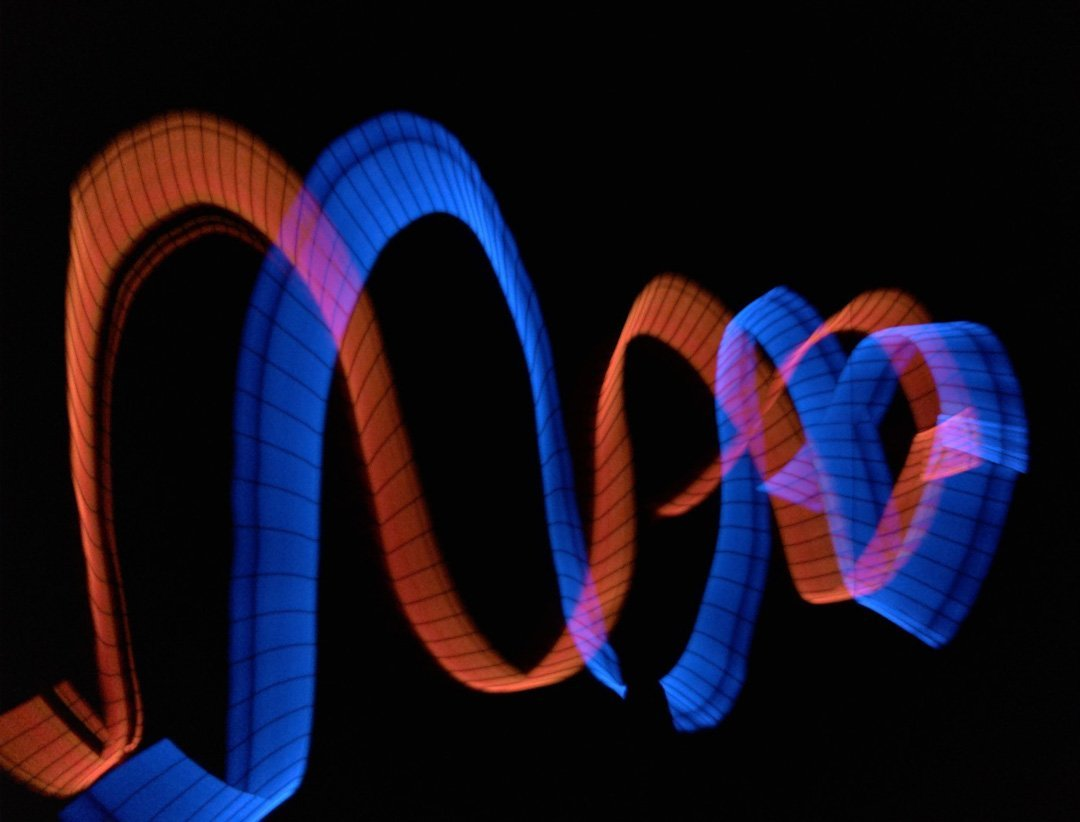 Light Painting Mobile Phone