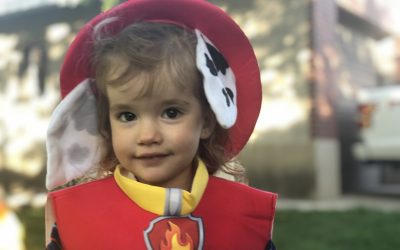 How To Photograph Kids Halloween Costumes with a Phone