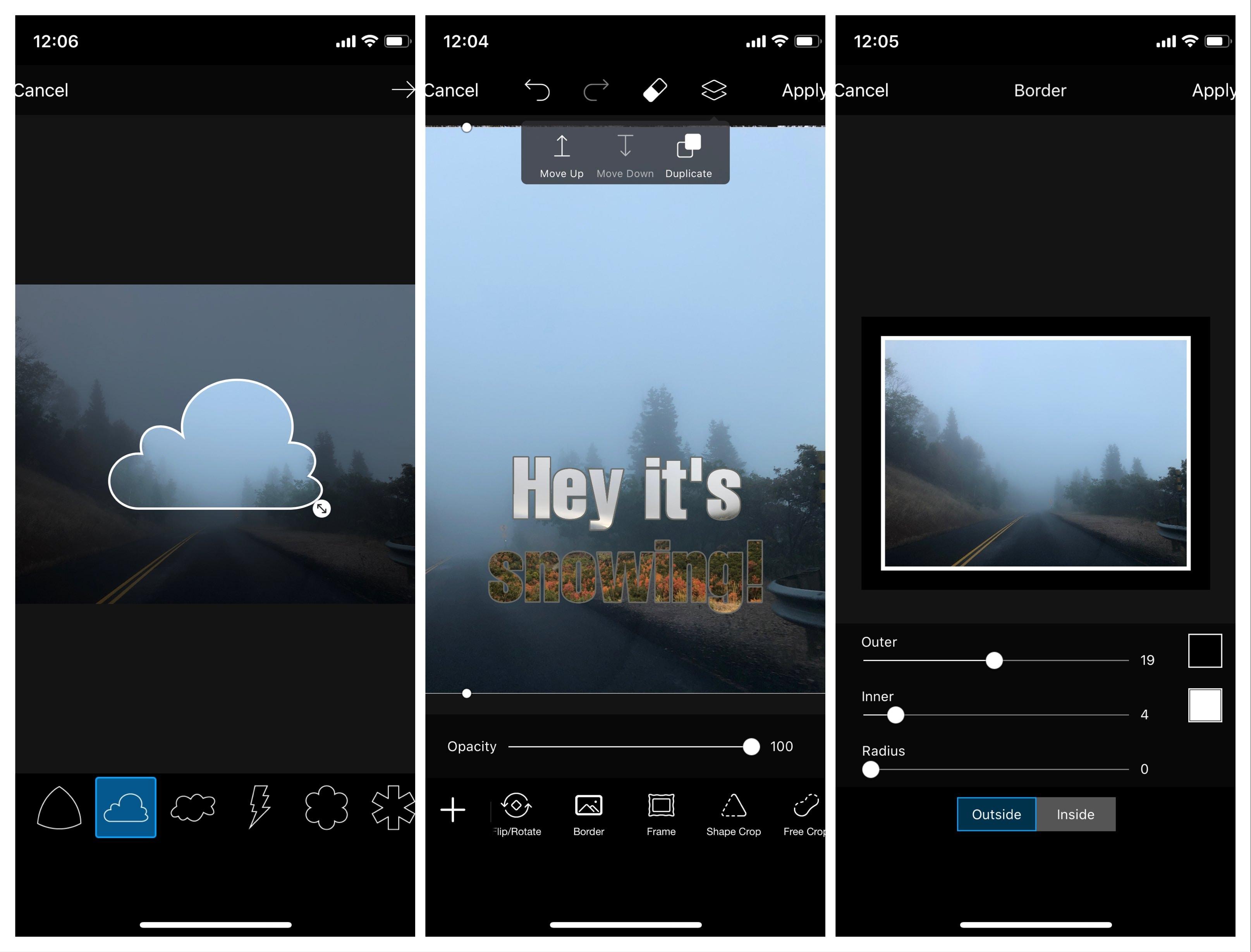 PicsArt Editing App