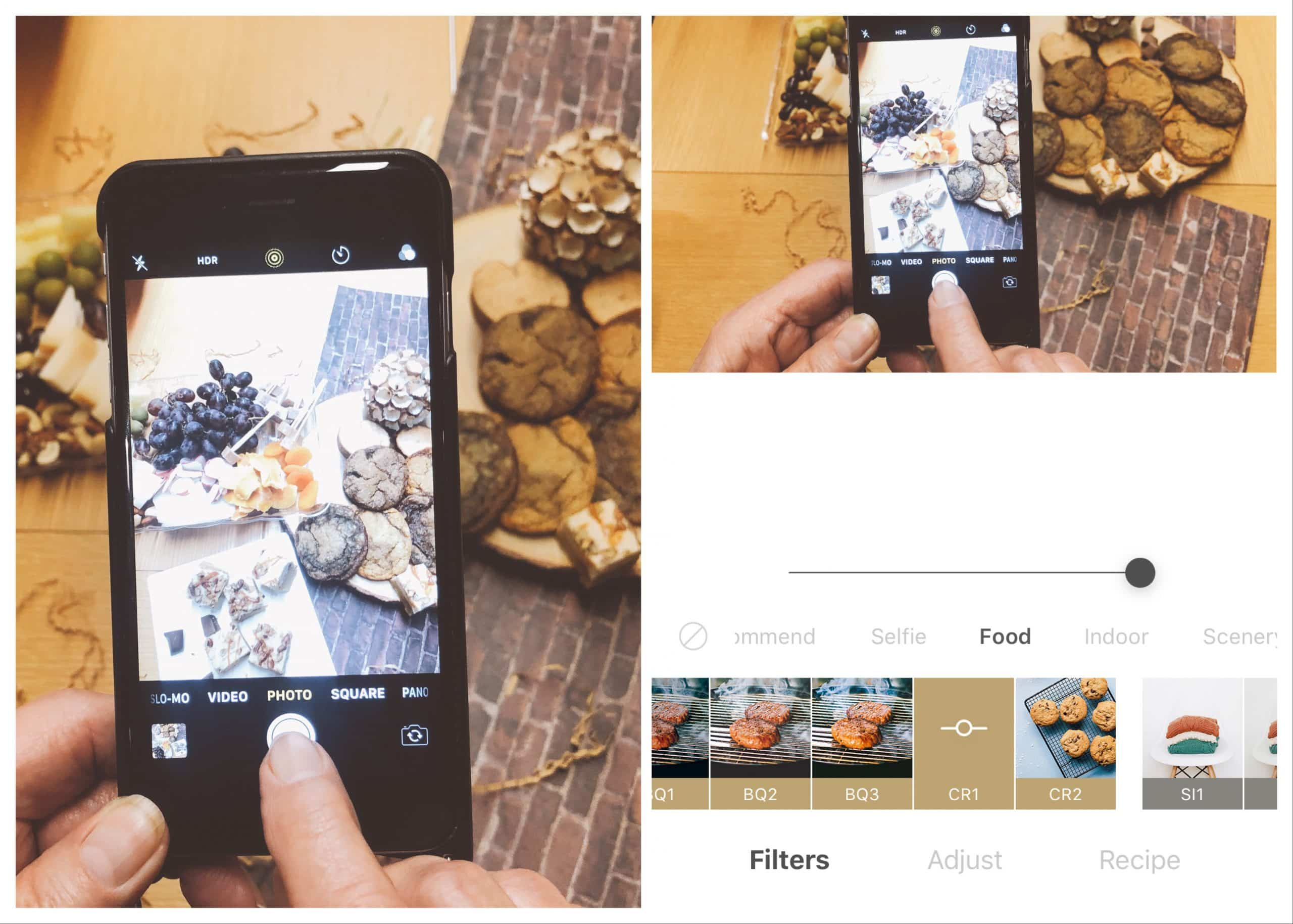 Apps To Edit Food