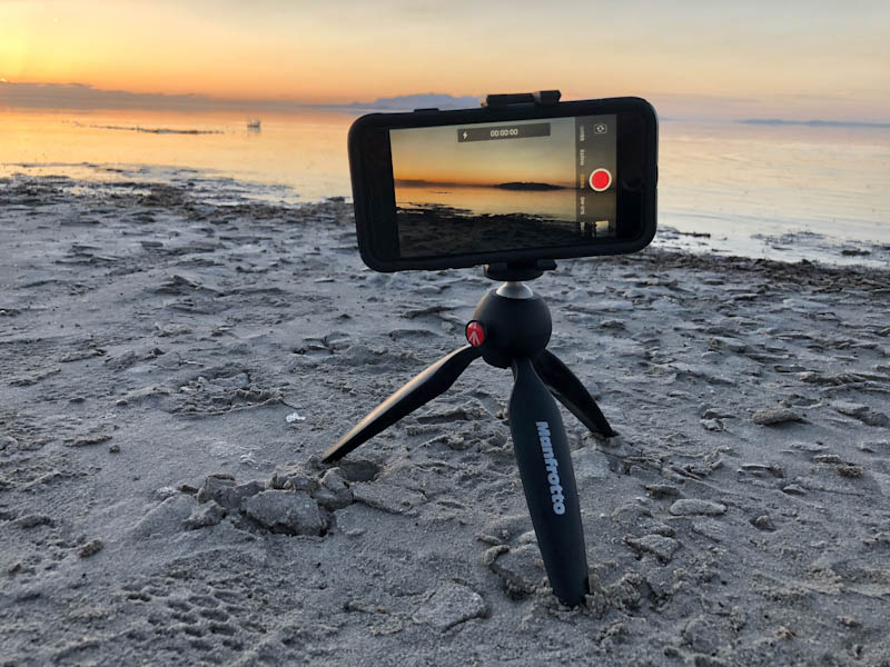Manfrotto Tripod Product Photography